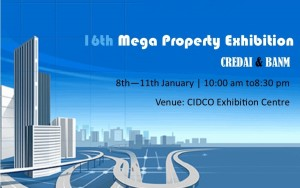 CREDAI – BANM's 16th Mega Property Exhibition