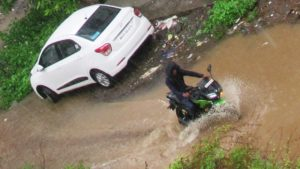 Navi Mumbai Lifestyles Ulwe Monsoon Deluge due to CIDCO
