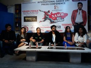 'Naach' a dance concert on May 05 in Navi Mumbai
