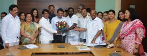 Suresh Kulkarni elected as new Standing Committee Chairman