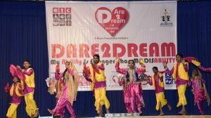 700 Special children come together for DARE2Dream program by Navi Mumbai's HEART Foundation