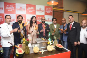 Mumbai gets its 15th Barbeque Nation Outlet at Vashi