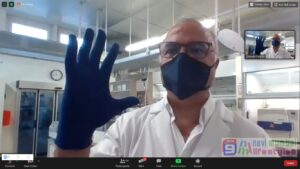 Livinguard Technologies unmasks the mask for a COVID-free world